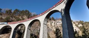 41 - Landwasser Viaduct - Rhatische Bahn