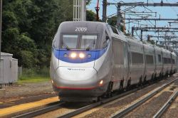 High Speed Trains in USA