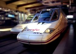 High Speed Trains in Spain