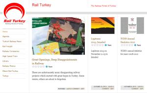 51 - Rail Turkey