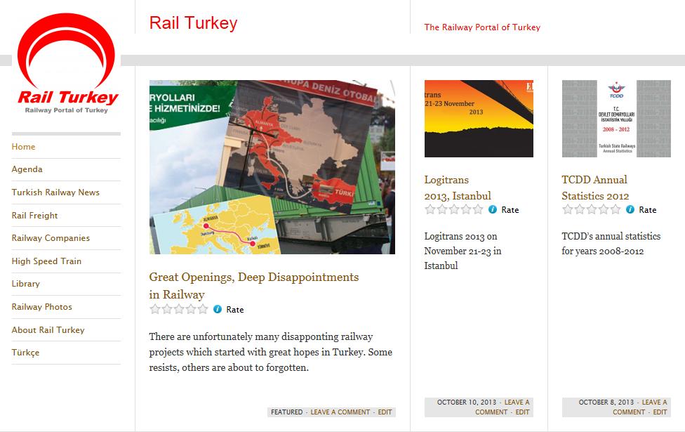 Rail Turkey
