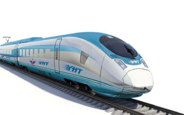 TCDD yeni hızlı tren dizaynı
