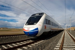 High Speed Trains in Turkey