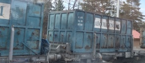 66 - Konteyner treni - Onur
