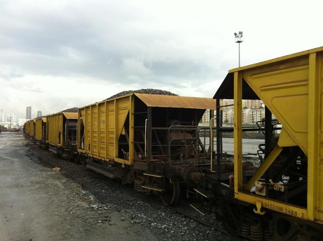 Halkali Construction Works, Photo: Rail Turkey