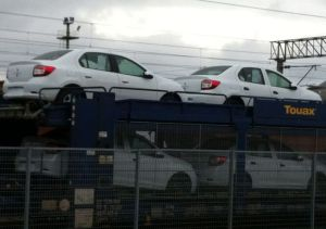 Car Carrier of Omsan, Photo: Rail Turkey