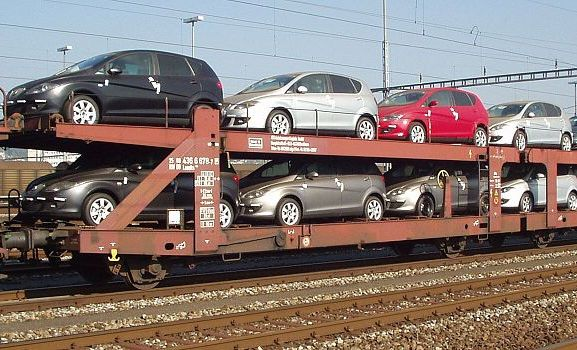 Car Carrier Wagon, Photo: Wikipedia