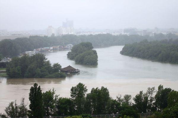 Flood In Serbia. Photo: Aktron / Wikimedia Commons