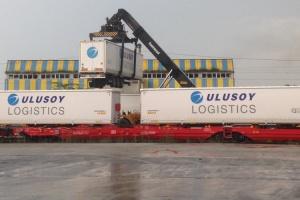 131 - Ulusoy intermodal treni