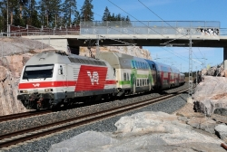 Sr2, Finland