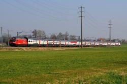 SBB Re 460, Switzerland