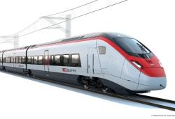 The New High Speed Train of SBB