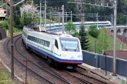 Cisalpino ETR 470, Switzerland