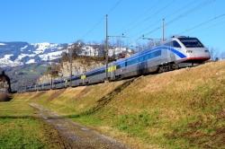 SBB ETR 470, Switzerland