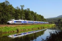 TGV Sud-Est (TGV-PSE), France