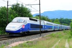 TGV-Réseau, France