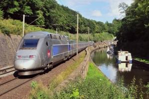 TGV-POS, France