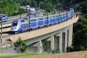 TGV-Duplex and Réseau, France