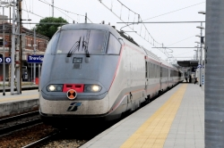Trenitalia E 414, Italy