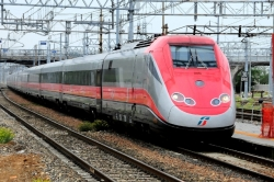 Trenitalia ETR 500, Italy