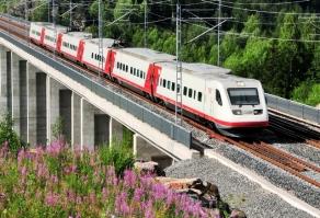 Sm3 Tilting Train, Finland