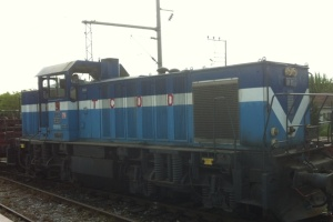 TCDD Loco. Photo: Rail Turkey