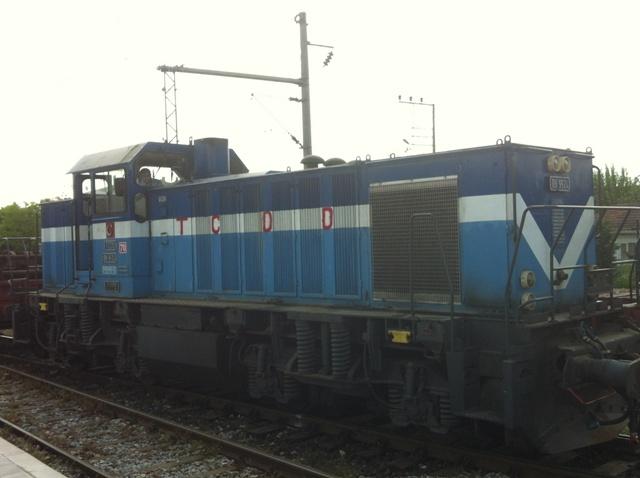 TCDD Loco. Photo: Rail Turkey