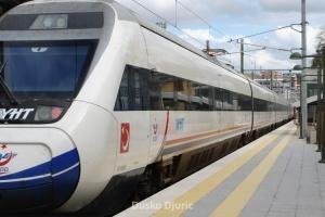 144 - Pendik YHT istasyonu - Dusko Djuric