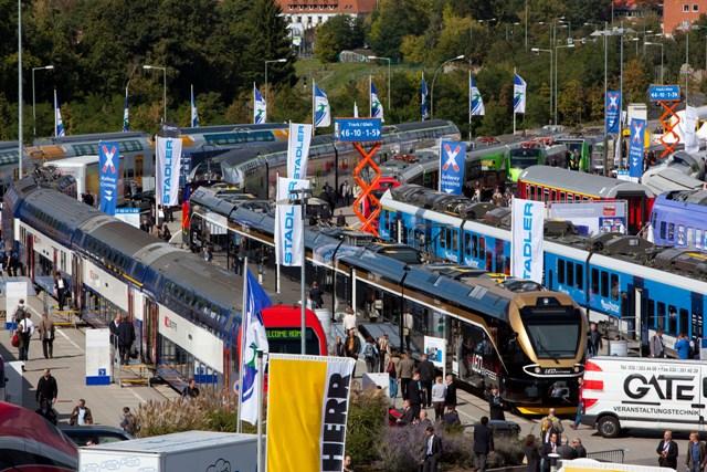 Innotrans 2012. Photo: Messe Berlin