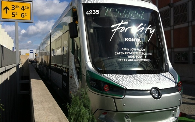 For City Tram by Skoda