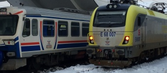 177 - TCDD loco and EMU - Onur