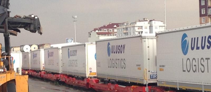 195 - Ulusoy intermodal treni