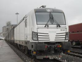 Vectron Loco in Turkey