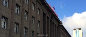 236 - TCDD genel merkezi - Onur