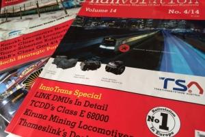 Railvolution Railway Magazine
