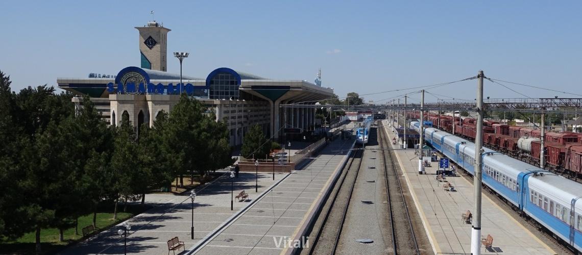 378 - CIS railways - Vitali
