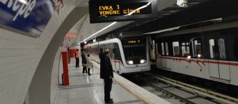 267 - İzmir metrosu - Eshot