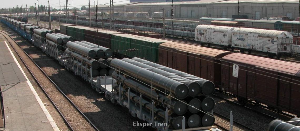 282 - Boru treni - Eksper