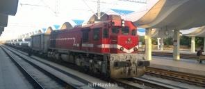 288 - Tanap train - Jeff