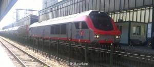 300 - TCDD yük treni - Jeff
