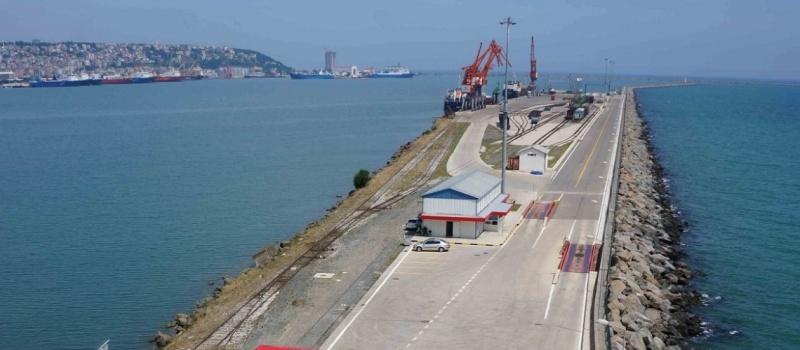 432 - Samsun Port