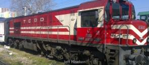 320 - TCDD loco - Jeff