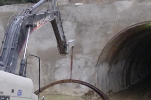 322 - Bursa high speed train construction - Bursa Metropolitan Municipality