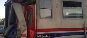 330 - Crashed wagon - Jeff