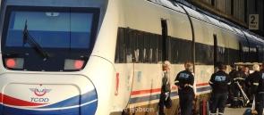 333 - CAF high speed train - Steve