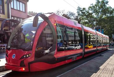Bursa Silkworm Tram