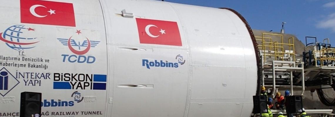 350 - Nurdag TBM - The Robbins Company