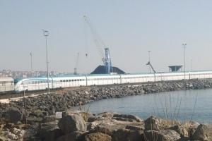 463 - Velaro Tekirdağ limanında