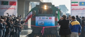 475 - China Iran train - Interrail AG