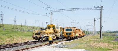476 - Kars Baku Tbilisi railway - Azerbaijan Railways